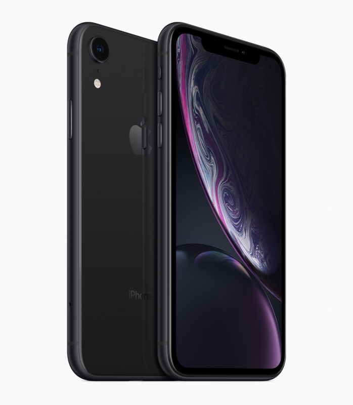 Смартфон Apple iPhone XR 128Gb Black (EAC/РСТ)