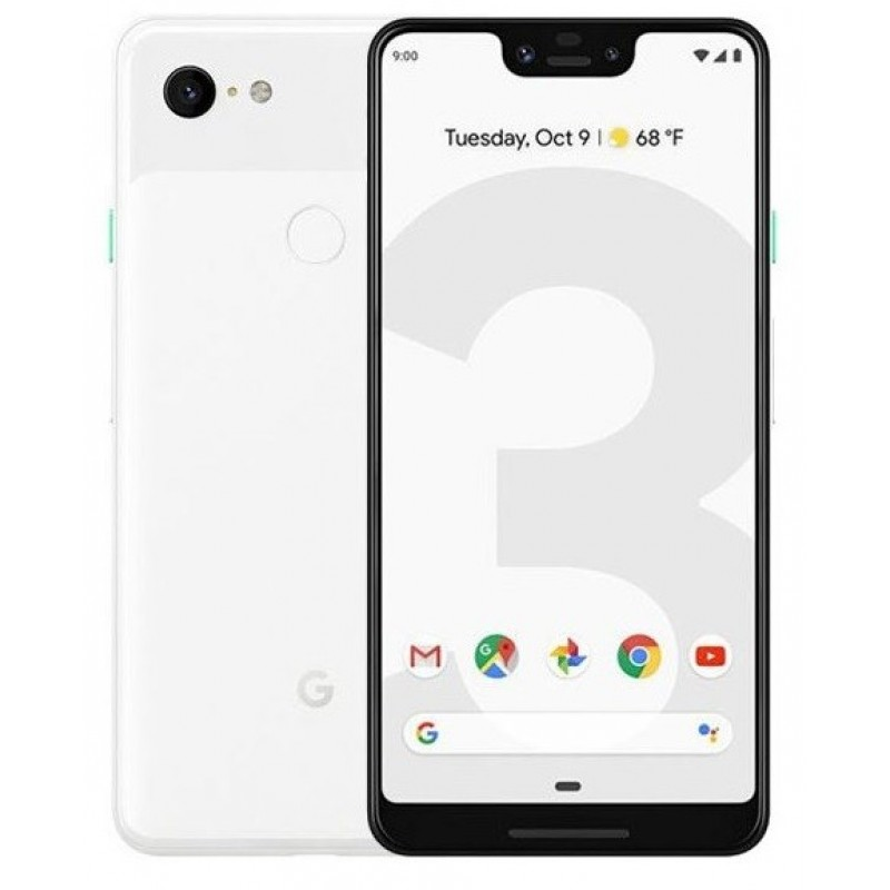 Смартфон Google Pixel 3XL 4/64Gb Clearly White (Белый) Global